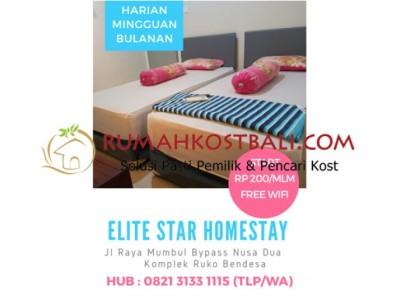 ELITE STAR HOME STAY BALI